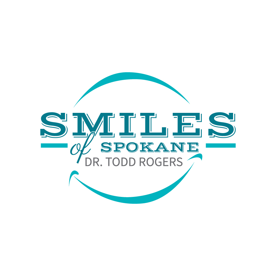 Smiles of Spokane Logo Design