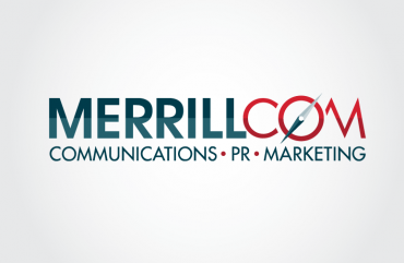 Merrill Communications Custom Logo Design