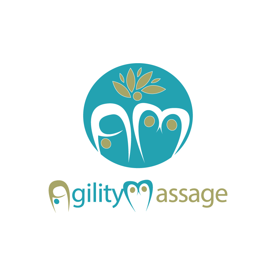 Agility Massage Logo Design