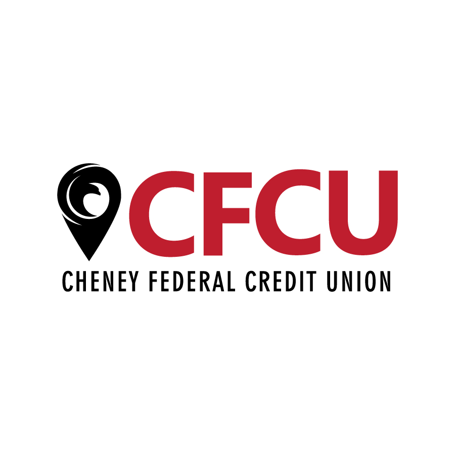 Cheney Federal Credit Union Logo Design