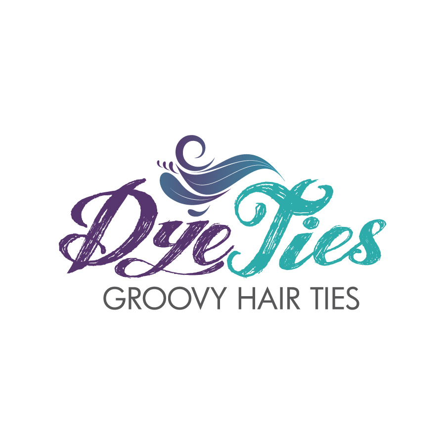 Dyte Ties Logo Design