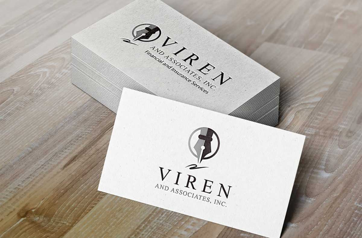 Viren Business Cards