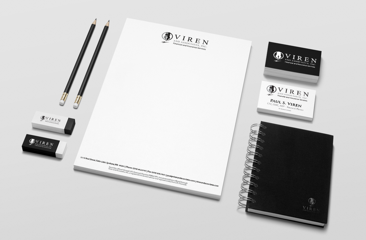 Custom Logo Design and Stationary