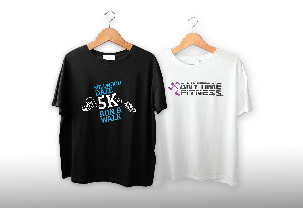 Custom T-shirt Design and Printing